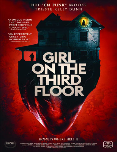 Poster de Girl on the Third Floor