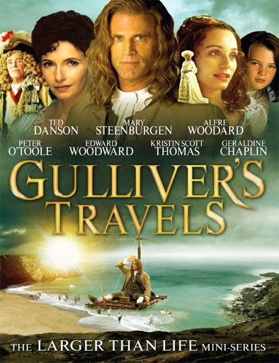 Poster de Gulliver's Travels (Los viajes de Gulliver)