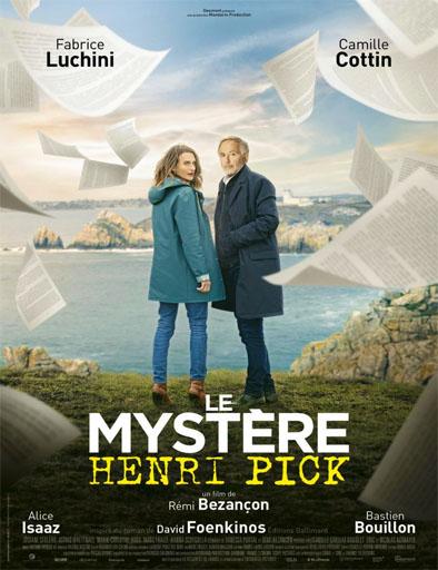 Poster de Le mystère Henri Pick