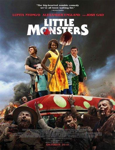 Poster de Little Monsters