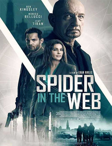 Poster de Spider in the Web