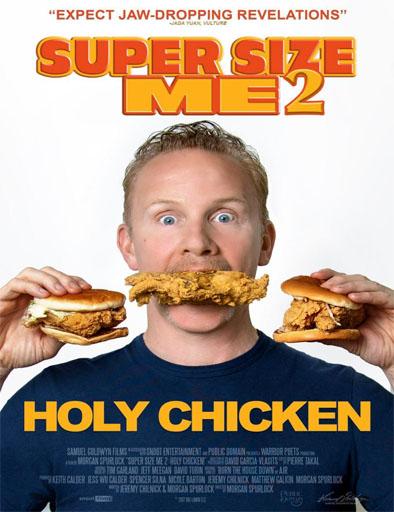 Poster de Super Size Me 2: Holy Chicken!