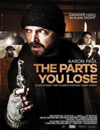 Poster de The Parts You Lose