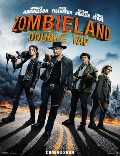 Poster de Zombieland: Tiro de gracia