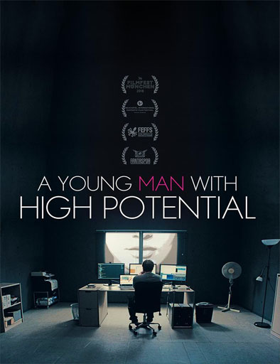 Poster de A Young Man with High Potential
