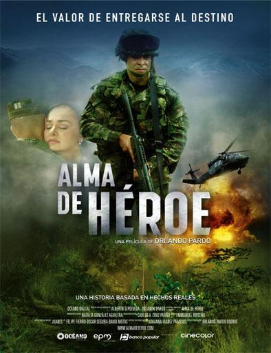 Poster de Alma de Héroe
