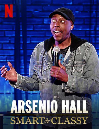 Poster de Arsenio Hall: Smart and Classy