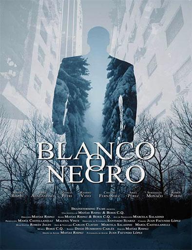 Poster de Blanco o negro
