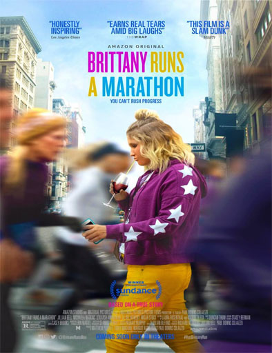 Poster de Brittany Runs a Marathon