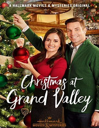 Poster de Christmas at Grand Valley