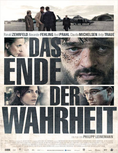 Poster de Das Ende der Wahrheit  (Blame Game)