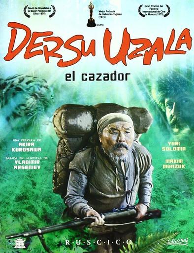 Poster de Dersu Uzala (El cazador)