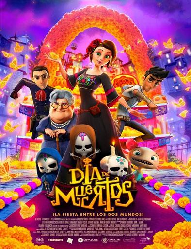 Poster de Día de Muertos