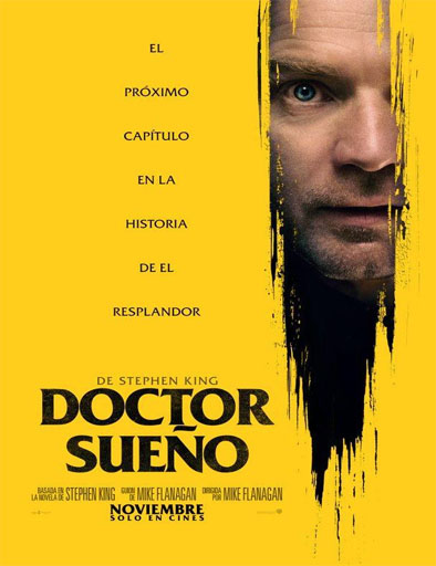 Poster de Doctor Sleep (Doctor Sueño)