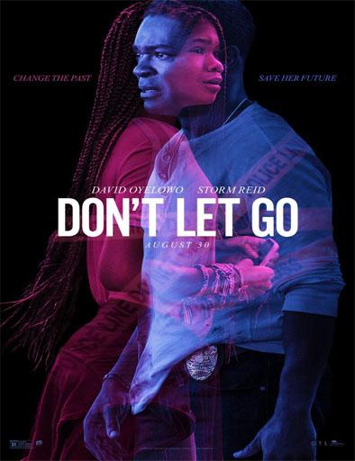Poster de Don't Let Go