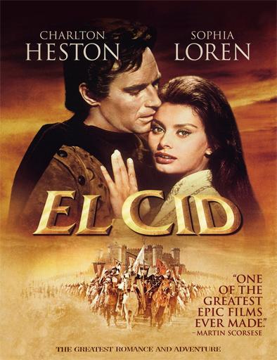 Poster de El Cid