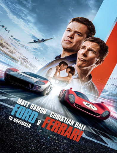 Poster de Ford v Ferrari (Contra lo imposible)