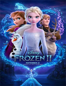 Poster new de Frozen 2