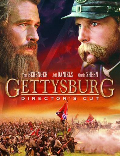 Poster de Gettysburg (Los ángeles exterminadores)