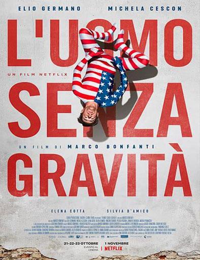 Poster de El hombre sin gravedad