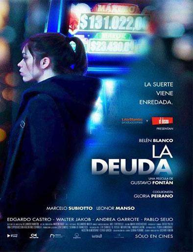 Poster de La Deuda