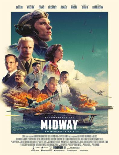 Poster de Midway: Ataque en altamar