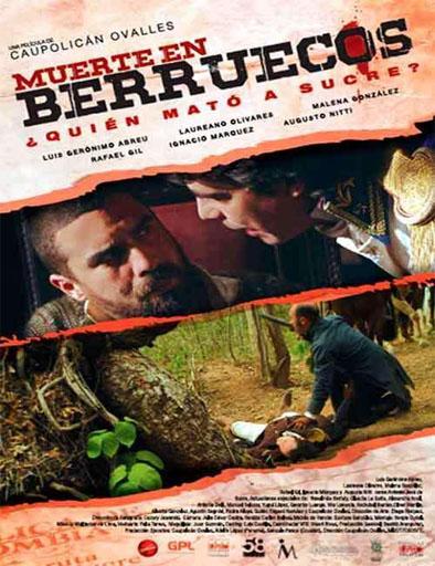 Poster de Muerte en Berruecos