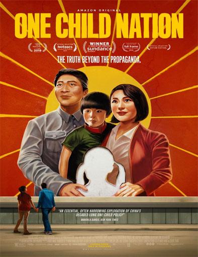 Poster de One Child Nation
