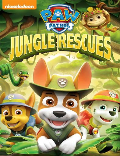 Poster de La patrulla canina: Rescates en la selva