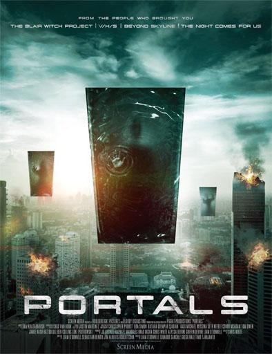 Poster de Portals