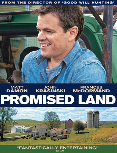 Poster de Promised Land (La tierra prometida)
