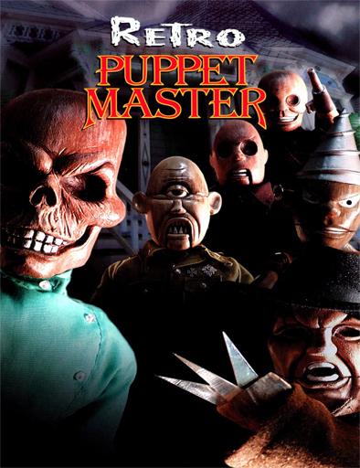 Poster de Puppet Master 7 (El Maestro de las Marionetas 7)