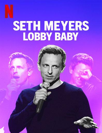 Poster de Seth Meyers: Lobby Baby