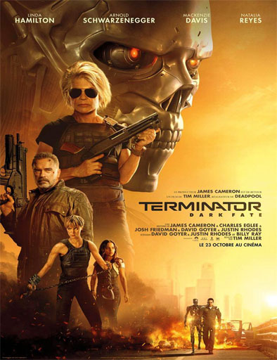 Poster de Terminator: Destino oculto