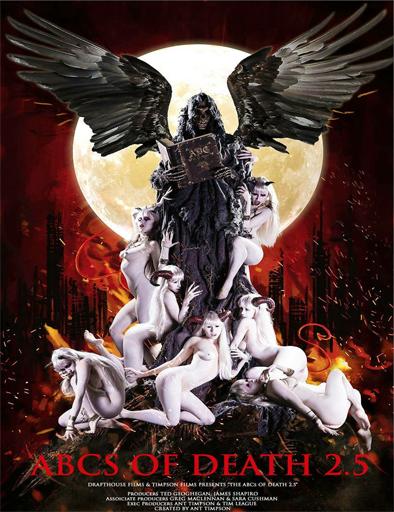 Poster de The ABCs of Death 2.5