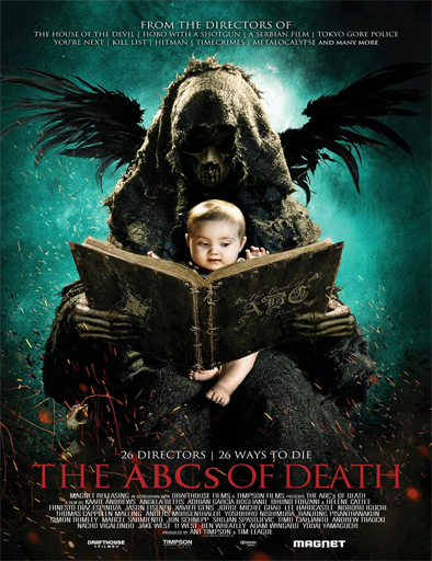 Poster de The ABCs of Death