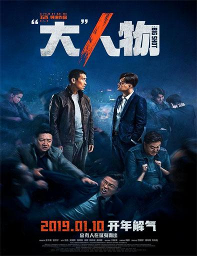 Poster de The Big Shot