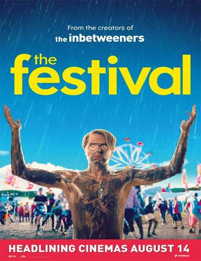 Poster de The Festival