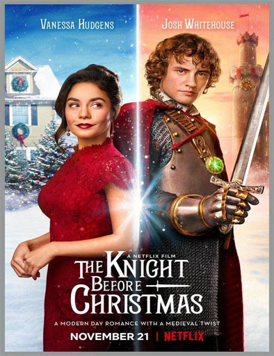Poster de The Knight Before Christmas