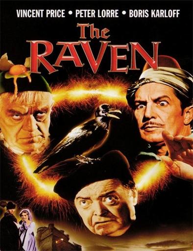 Poster de The Raven (El cuervo)