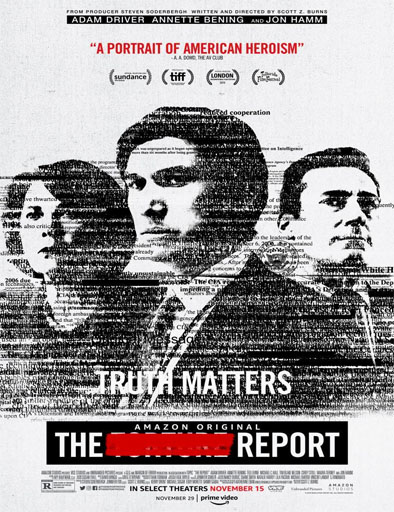 Poster de The Report