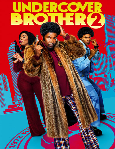 Poster de Undercover Brother 2