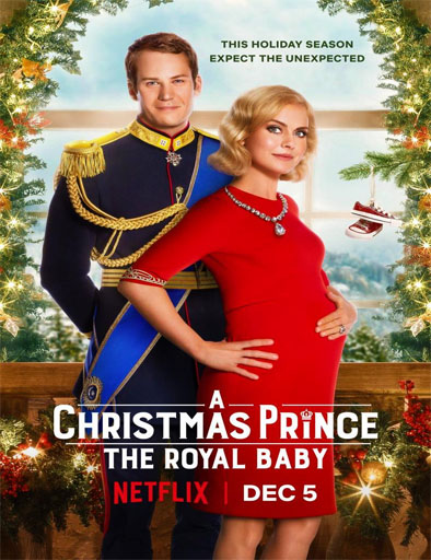 Poster de A Christmas Prince: The Royal Baby