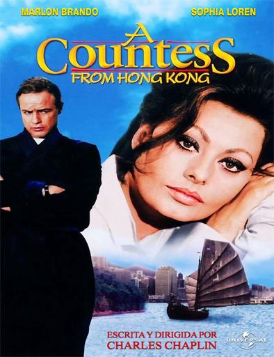 Poster de A Countess from Hong Kong (Una condesa de Hong Kong)