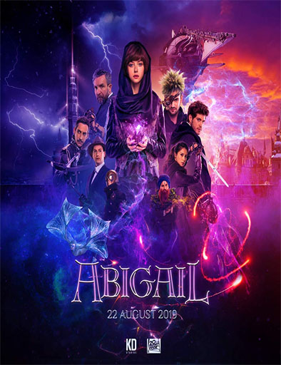 Poster de Abigail
