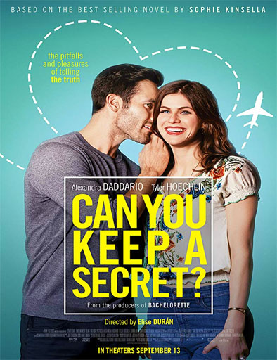 Poster de Can You Keep a Secret?