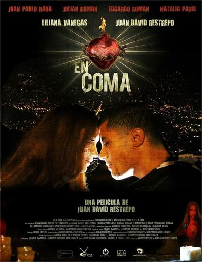 Poster de En coma
