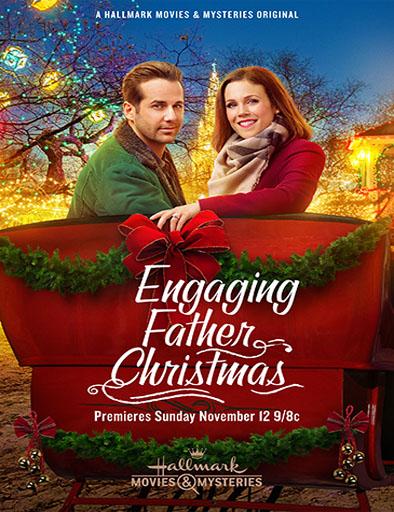 Poster de Engaging Father Christmas