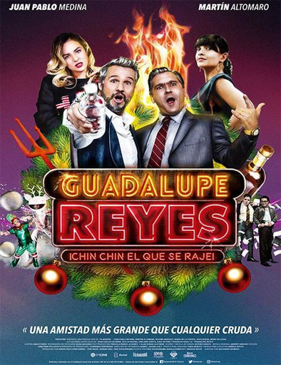 Poster de Guadalupe Reyes