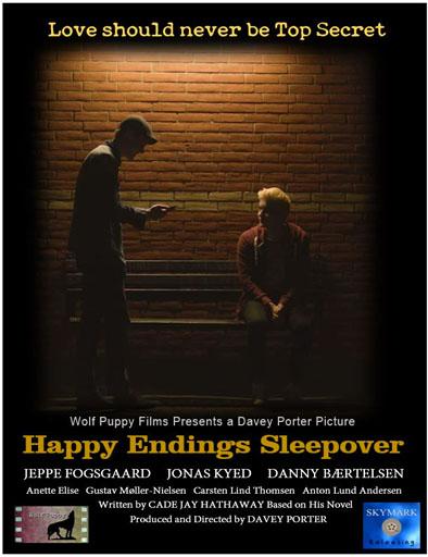 Poster de Happy Endings Sleepover